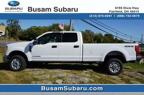 2017 Ford F-250 Super Duty for sale in Fairfield, OH