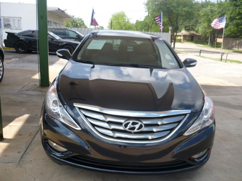 2013 Hyundai Sonata For Sale At Auto Outlet Inc. In Houston TX