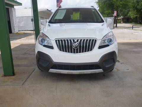 2016 Buick Encore for sale in Houston, TX