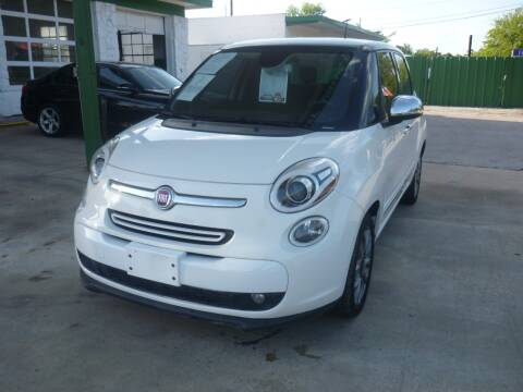 2014 FIAT 500L for sale at Auto Outlet Inc. in Houston TX