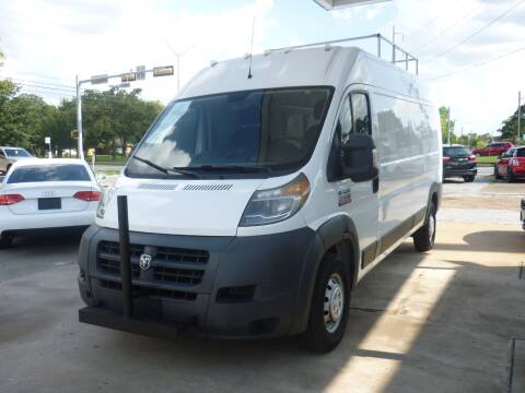 2014 RAM ProMaster Cargo for sale at Auto Outlet Inc. in Houston TX