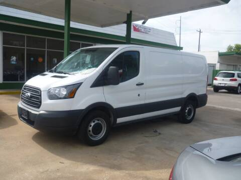 2017 Ford Transit Cargo for sale at Auto Outlet Inc. in Houston TX