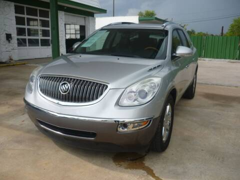 2009 Buick Enclave for sale at Auto Outlet Inc. in Houston TX