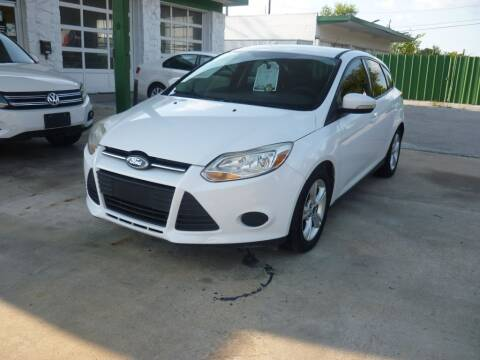 2014 Ford Focus for sale at Auto Outlet Inc. in Houston TX
