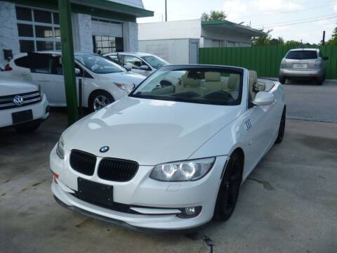2011 BMW 3 Series for sale at Auto Outlet Inc. in Houston TX
