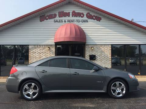 2008 Pontiac G6 for sale in Paducah, KY
