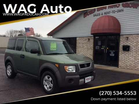 2004 Honda Element for sale in Paducah, KY