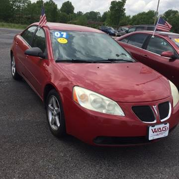 2007 Pontiac G6 for sale in Paducah, KY