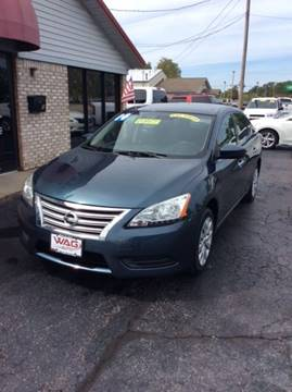 Used Cars Paducah Ky >> 2014 Nissan Sentra For Sale In Paducah Ky