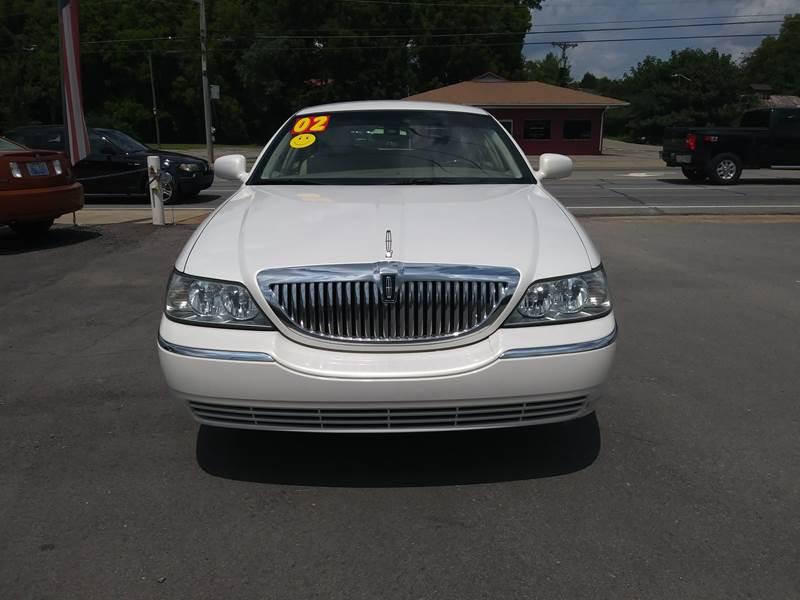 2003 Lincoln Town Car Signature In Clarksville Tn Wag Auto