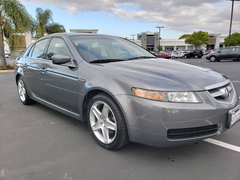 Acura TL WNavi In Santa Clara CA Silk Road Auto Sales LLC - Acura tl 2006 for sale
