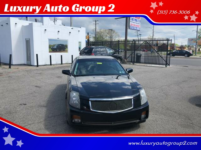 2006 Cadillac Cts Sport In Detroit Mi Luxury Auto Group 2rhluxuryautogroup2: 2006 Cadillac Sts Battery Location At Gmaili.net