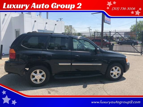 2005 GMC Envoy for sale in Detroit, MI