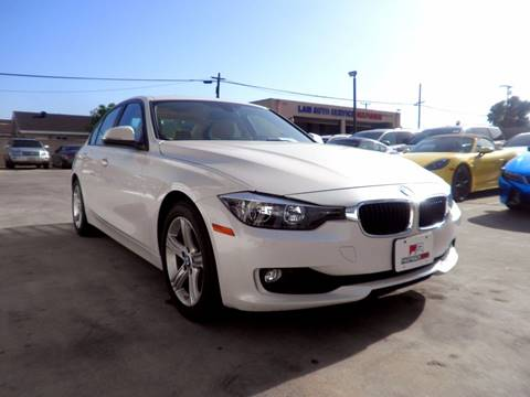 2014 BMW 3 Series for sale at Fastrack Auto Inc in Rosemead CA