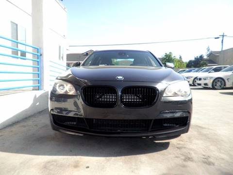 2011 BMW 7 Series for sale at Fastrack Auto Inc in Rosemead CA