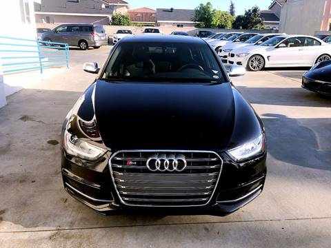 2013 Audi S4 for sale at Fastrack Auto Inc in Rosemead CA