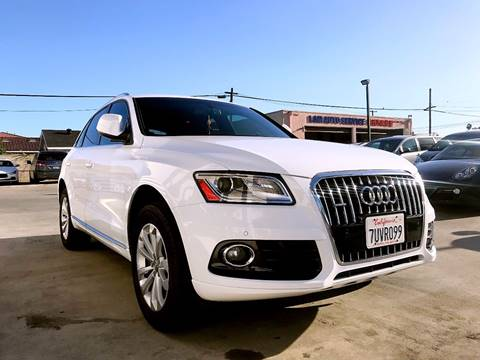 2014 Audi Q5 for sale at Fastrack Auto Inc in Rosemead CA