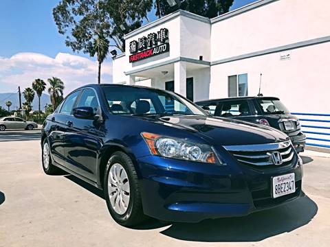 2011 Honda Accord for sale at Fastrack Auto Inc in Rosemead CA