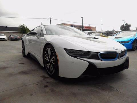 2016 BMW i8 for sale at Fastrack Auto Inc in Rosemead CA