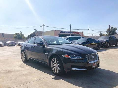 2013 Jaguar XF for sale at Fastrack Auto Inc in Rosemead CA