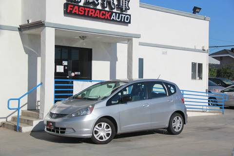 2011 Honda Fit for sale at Fastrack Auto Inc in Rosemead CA