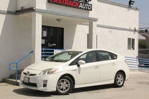 2010 Toyota Prius for sale at Fastrack Auto Inc in Rosemead CA