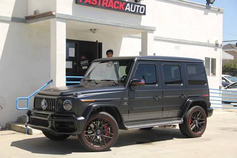 2019 Mercedes-Benz G-Class for sale at Fastrack Auto Inc in Rosemead CA