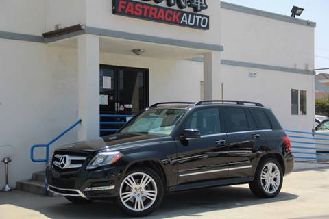 2015 Mercedes-Benz GLK for sale at Fastrack Auto Inc in Rosemead CA