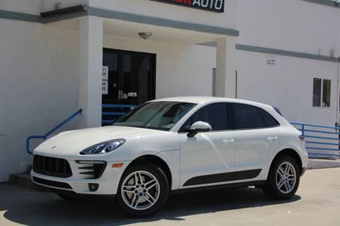 2017 Porsche Macan for sale in Rosemead, CA