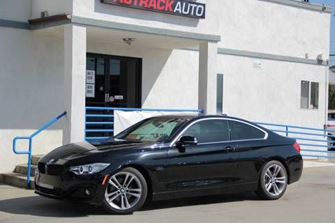 2016 BMW 4 Series for sale at Fastrack Auto Inc in Rosemead CA