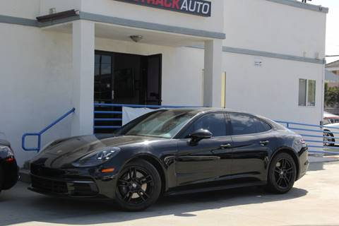 2018 Porsche Panamera for sale in Rosemead, CA