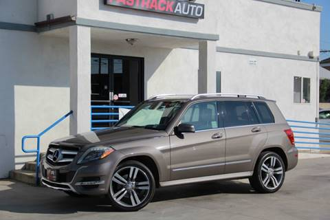 2013 Mercedes-Benz GLK for sale at Fastrack Auto Inc in Rosemead CA