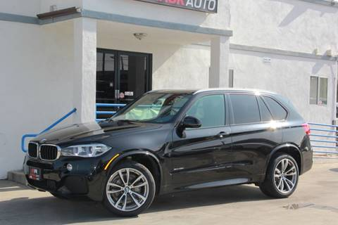 2016 BMW X5 for sale at Fastrack Auto Inc in Rosemead CA