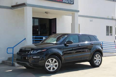 2016 Land Rover Range Rover Evoque for sale in Rosemead, CA