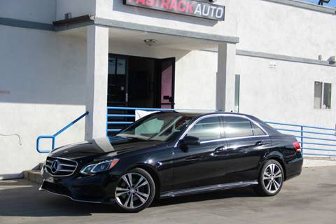 2014 Mercedes-Benz E-Class for sale at Fastrack Auto Inc in Rosemead CA