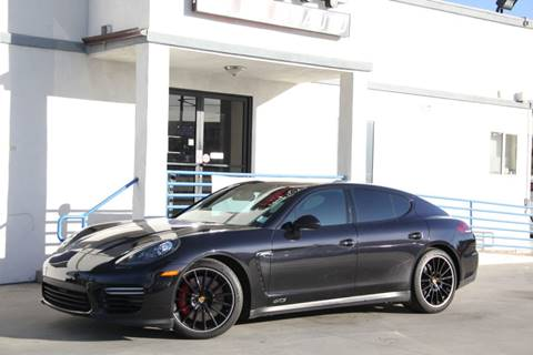 2015 Porsche Panamera for sale at Fastrack Auto Inc in Rosemead CA