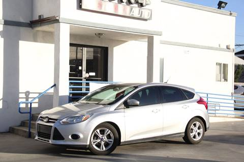2014 Ford Focus for sale at Fastrack Auto Inc in Rosemead CA