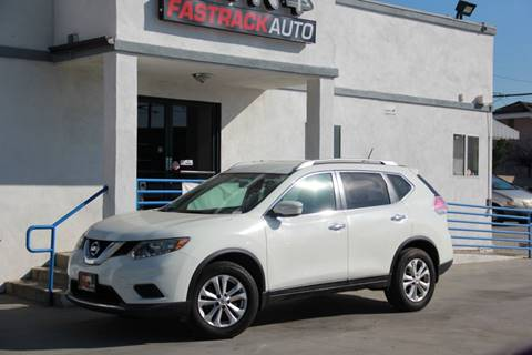2015 Nissan Rogue for sale at Fastrack Auto Inc in Rosemead CA