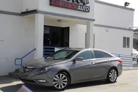 2011 Hyundai Sonata for sale at Fastrack Auto Inc in Rosemead CA