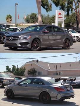 2015 Mercedes-Benz CLA for sale at Fastrack Auto Inc in Rosemead CA