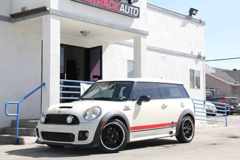 2010 MINI Cooper Clubman for sale at Fastrack Auto Inc in Rosemead CA