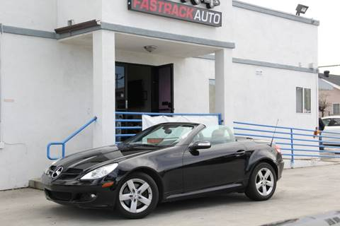 2006 Mercedes-Benz SLK for sale at Fastrack Auto Inc in Rosemead CA