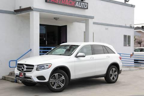 2019 Mercedes-Benz GLC for sale at Fastrack Auto Inc in Rosemead CA