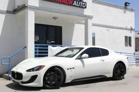 2016 Maserati GranTurismo for sale at Fastrack Auto Inc in Rosemead CA