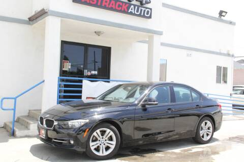 2016 BMW 3 Series for sale at Fastrack Auto Inc in Rosemead CA