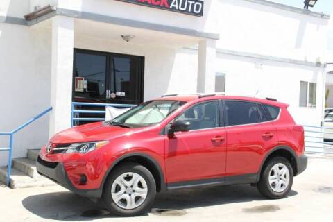 2015 Toyota RAV4 for sale at Fastrack Auto Inc in Rosemead CA