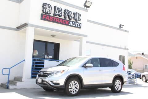 2016 Honda CR-V for sale at Fastrack Auto Inc in Rosemead CA