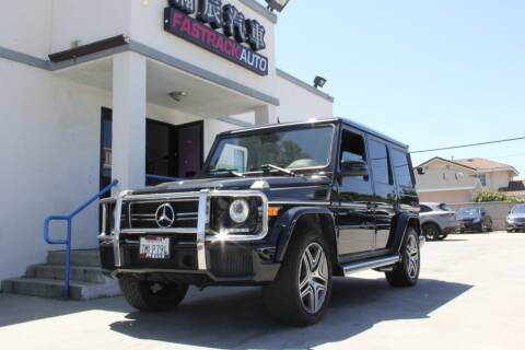 2013 Mercedes-Benz G-Class for sale at Fastrack Auto Inc in Rosemead CA