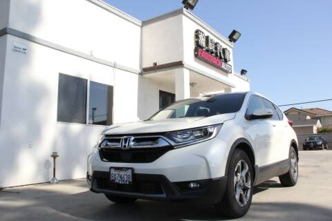 2017 Honda CR-V for sale at Fastrack Auto Inc in Rosemead CA