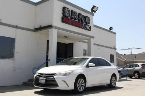 2015 Toyota Camry for sale at Fastrack Auto Inc in Rosemead CA